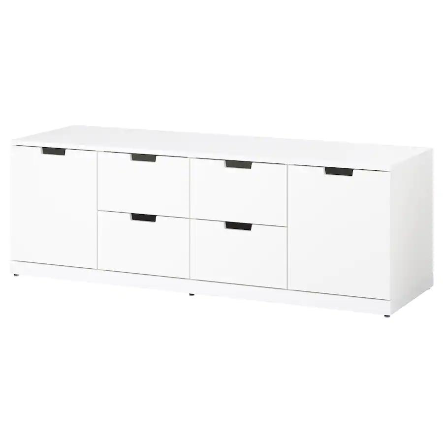 Nordli 6 Drawer Dresser White Ikea Dresser Drawers 6 Drawer Dresser Ikea Nordli [ 900 x 900 Pixel ]