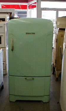 Unrestored Antique Refrigerators Refrigerator Vintage Appliances Antiques