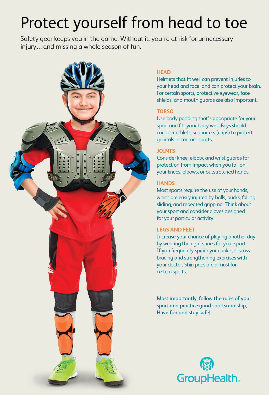 Bike Safety Tips For Kids 4 Crucial Helmet Tips Injury