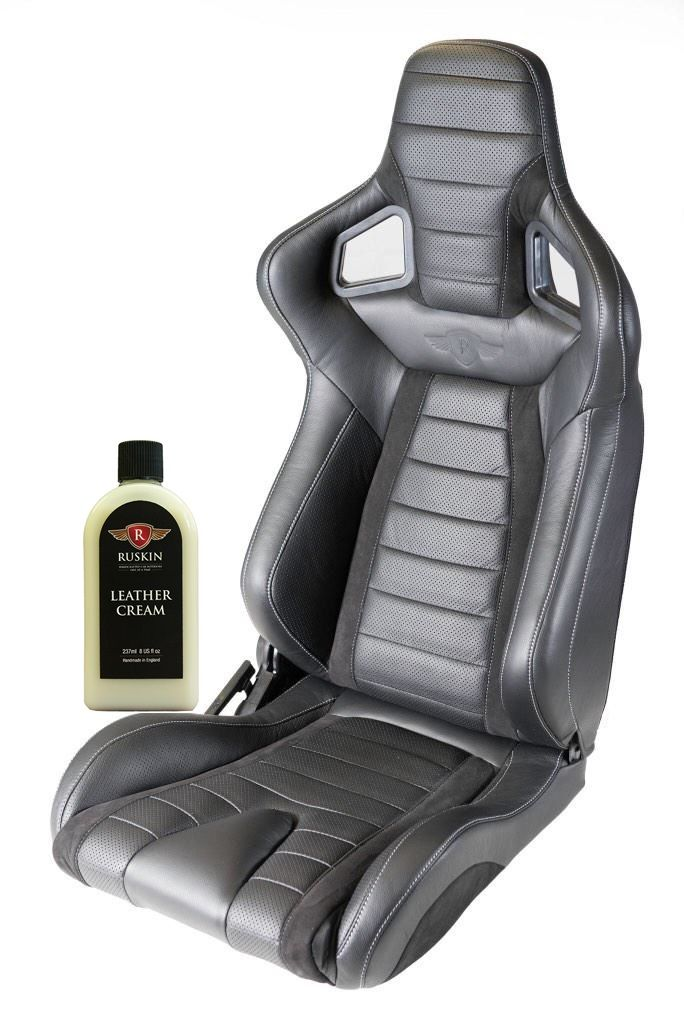 All In One Leather Conditioner And Cream For Leather Car Seats