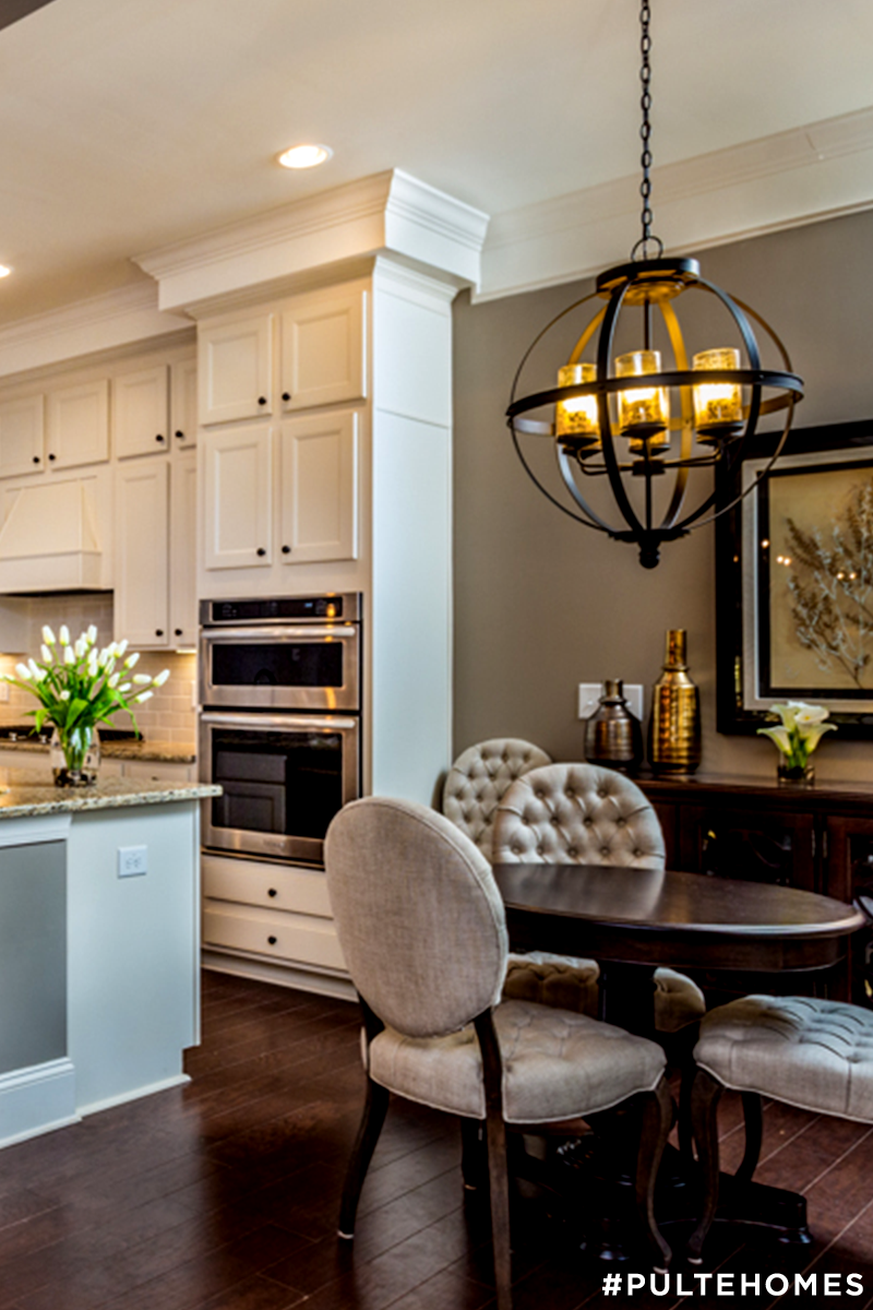 Pulte Homes Are Built Using The Best Ideas From Homeowners To
