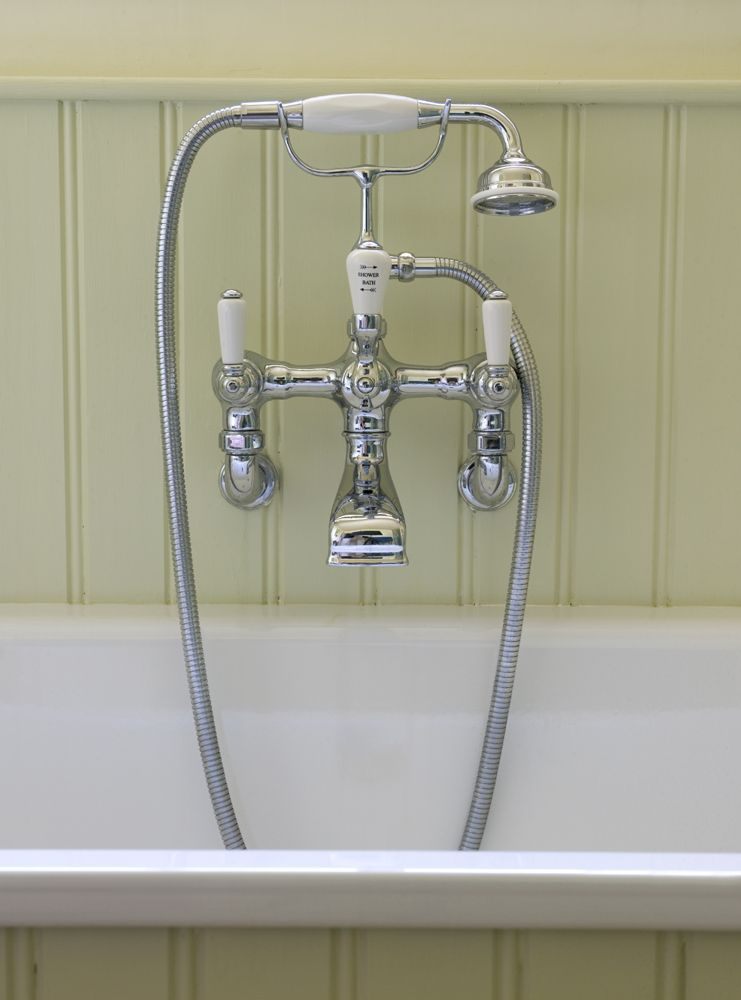 Best Country Bathroom Bath Shower Mixer Tap From Perrin And 400 x 300