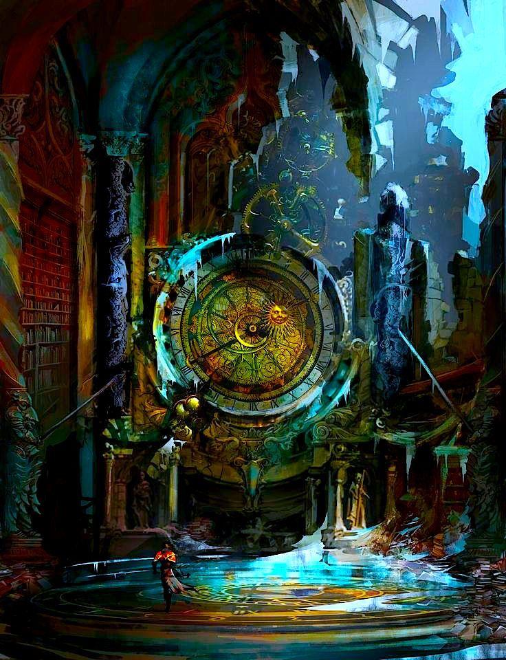 Steampunk Welt
