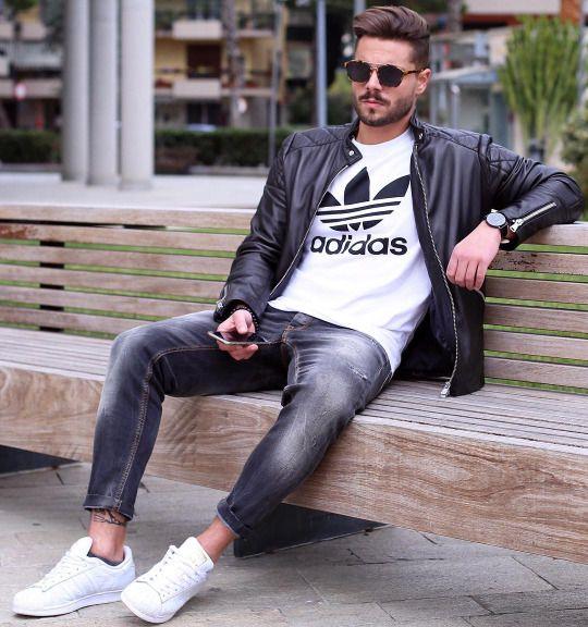 adidas t shirt fashion