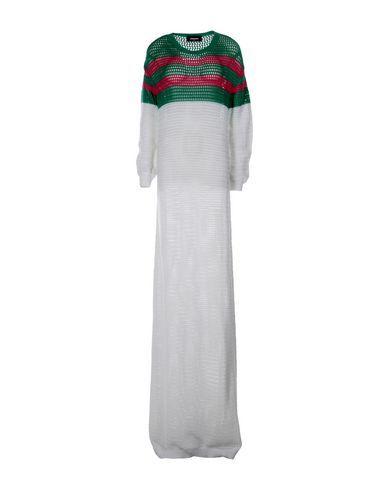 DSQUARED2 Women's Long dress Green XS INT
