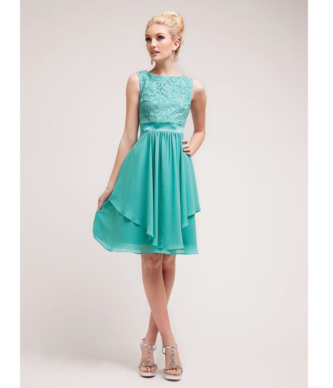 Unique vintage lace chiffon chiffon dress and vintage prom