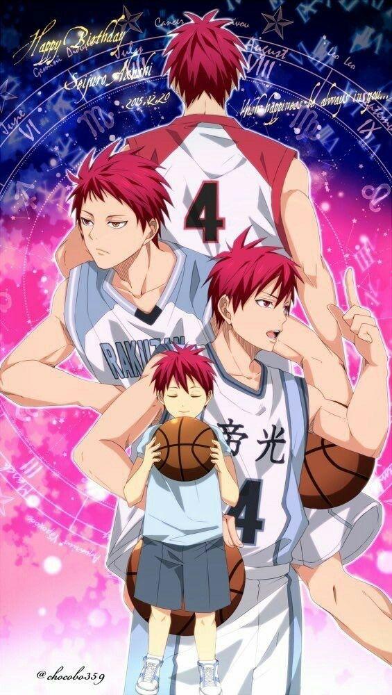 (*=3=*) insta rizw_n_kh_n Kuroko no Basket anime