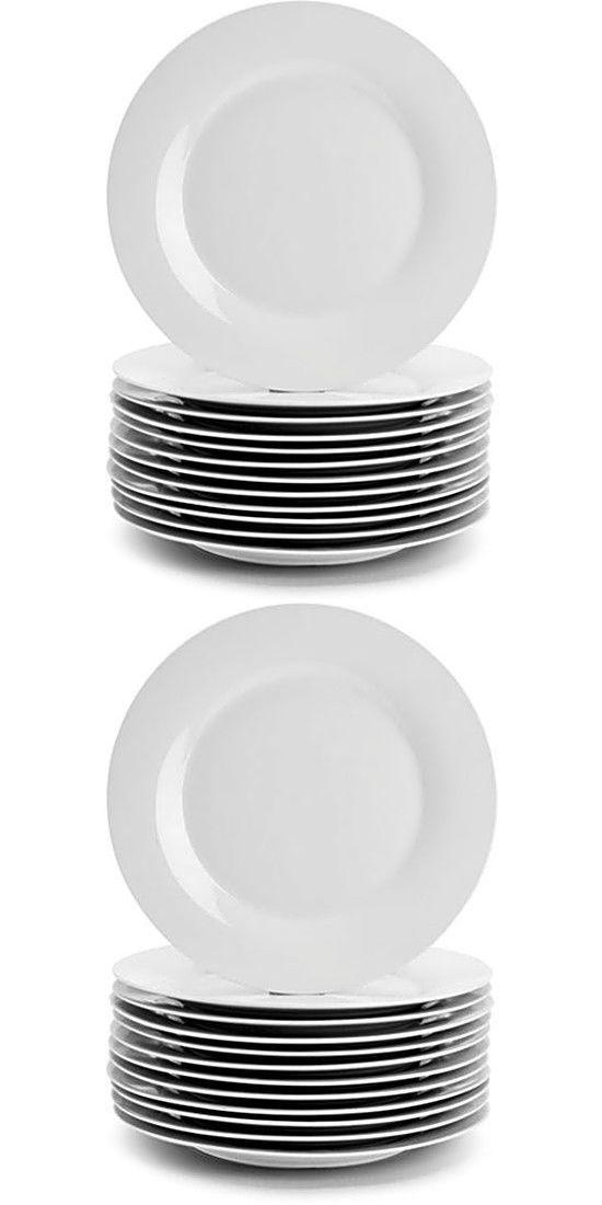 Plates 36030 10 Strawberry Street 10.5 White Dinner Plates Set Of 12 -\u003e  sc 1 st  Pinterest & Plates 36030: 10 Strawberry Street 10.5 White Dinner Plates Set Of ...