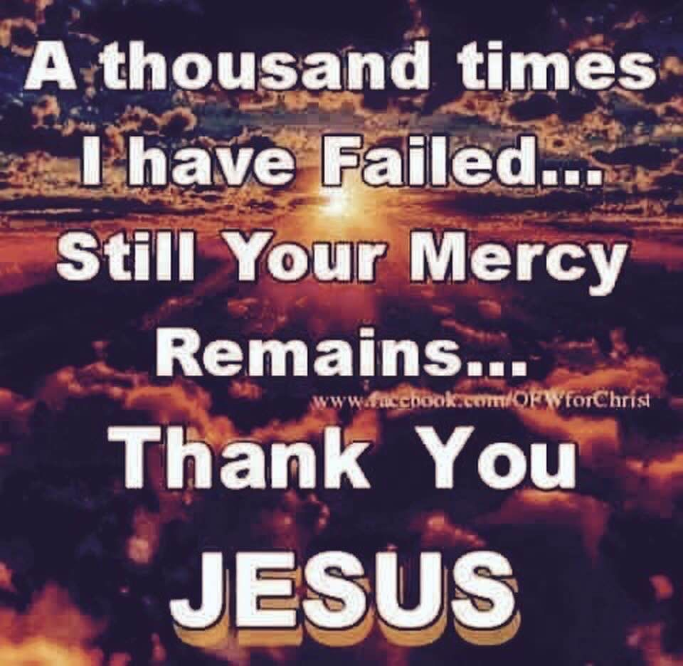 thank you jesus for never giving up on me amen christ quotes