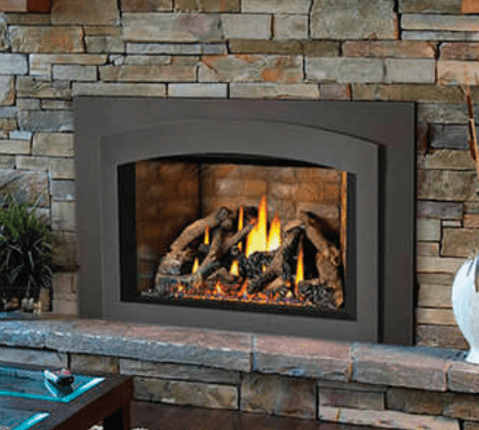 Napoleon Oakville Direct Vent Gas Fireplace Insert Gdix4 In 2020