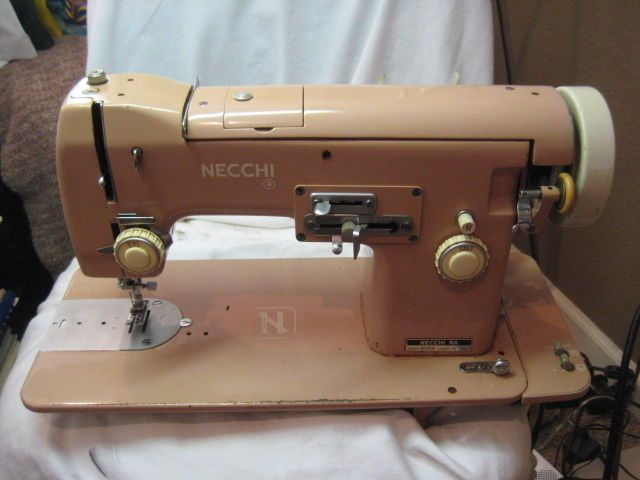Dating necchi sewing machines