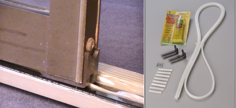 Sliding glass door weather seal togethersandia pinterest
