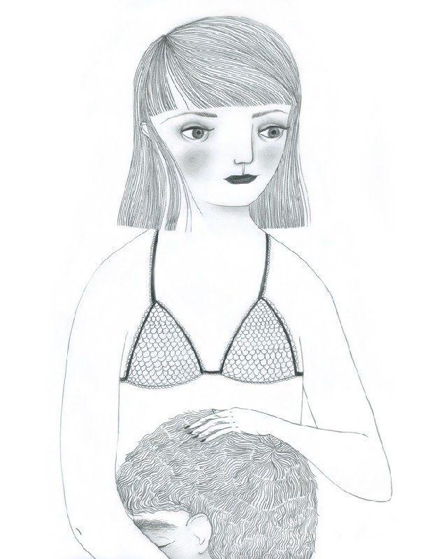 Ilustraciones satíricas de Chelsea O'Byrne - Cultura Inquieta