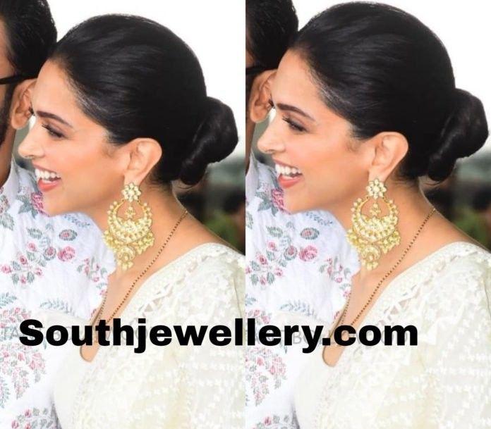 Pin by mohika reddy on earringssss | Mangalsutra chain ...
