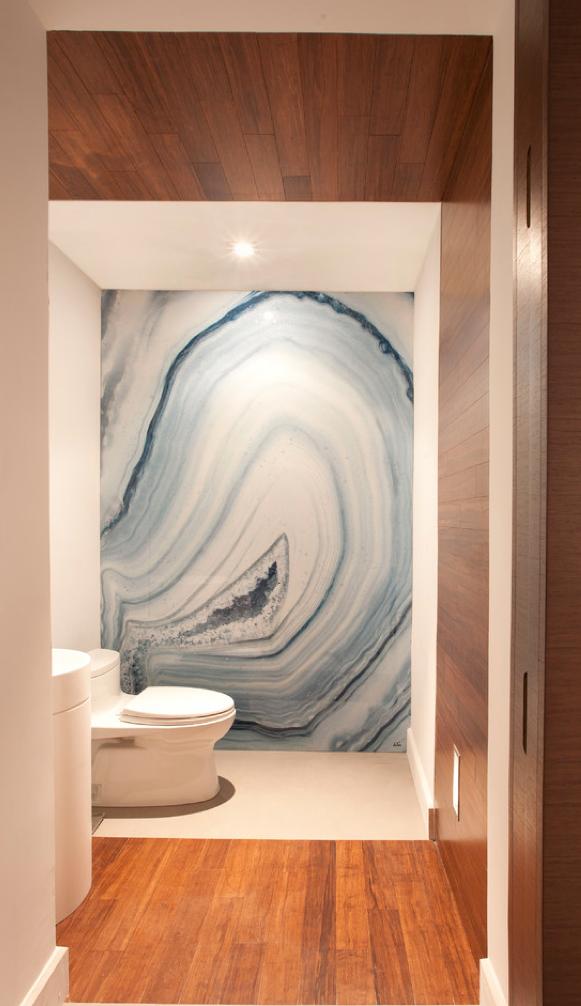 Pin by Casatopia, LLC on Stone Walls | Home, Bathroom wall ...