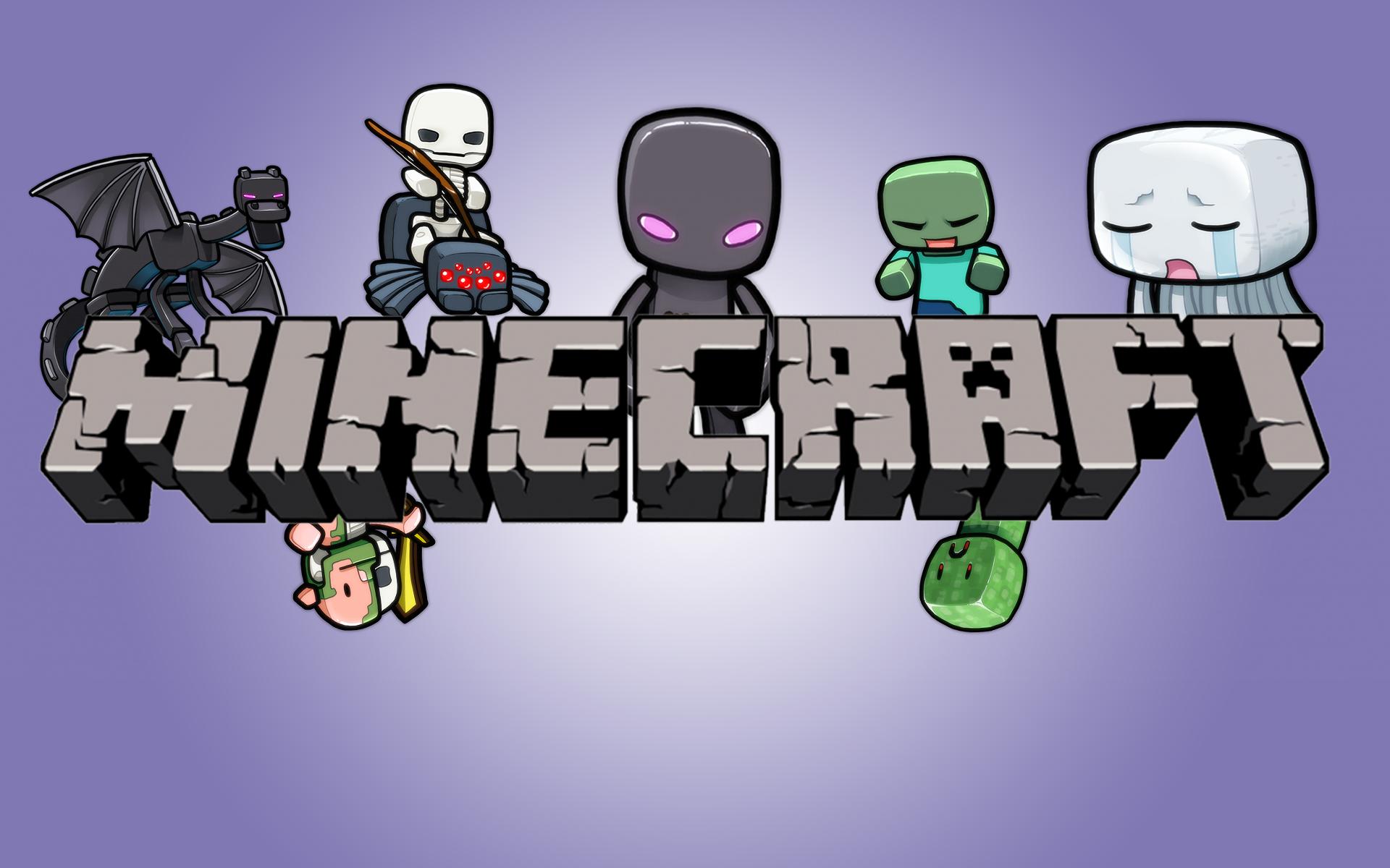 Minecraft Cartoon Wallpapers 15 Colors By Gamex101 Deviantart Com On Deviantart