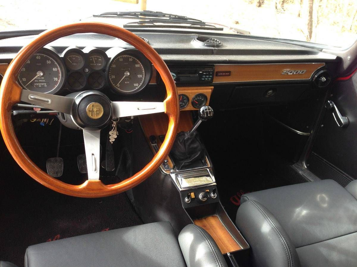 Alfa romeo 1750 gtv car classics - 1974 Alfa Romeo Gtv 2000