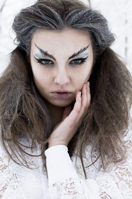 Ieva makeup