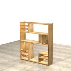 Accueil - Woodself - Le site des plans de meubles gratuits | Meuble gratuit, Plans de meubles ...