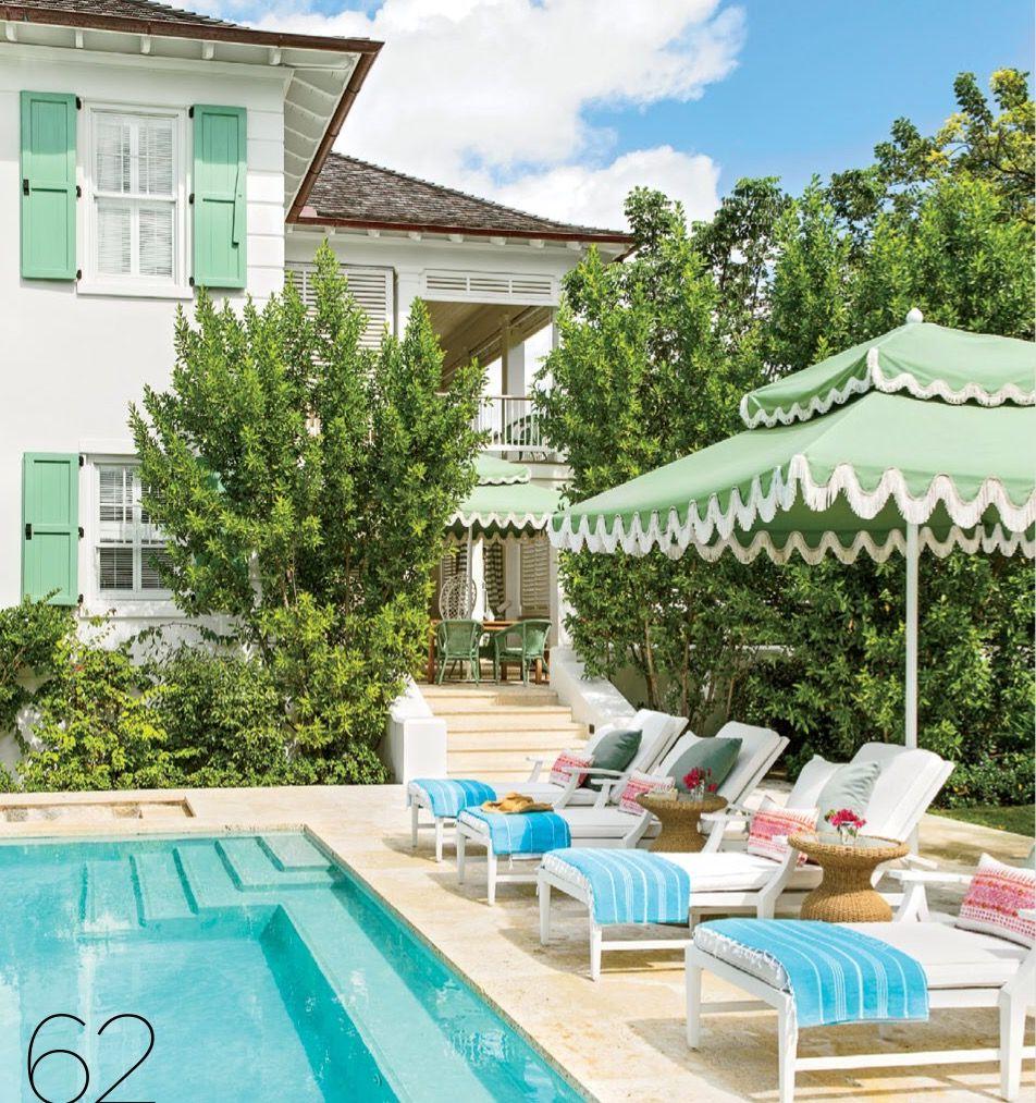 Beautiful Pool Terrace In Harbour Island By Amanda