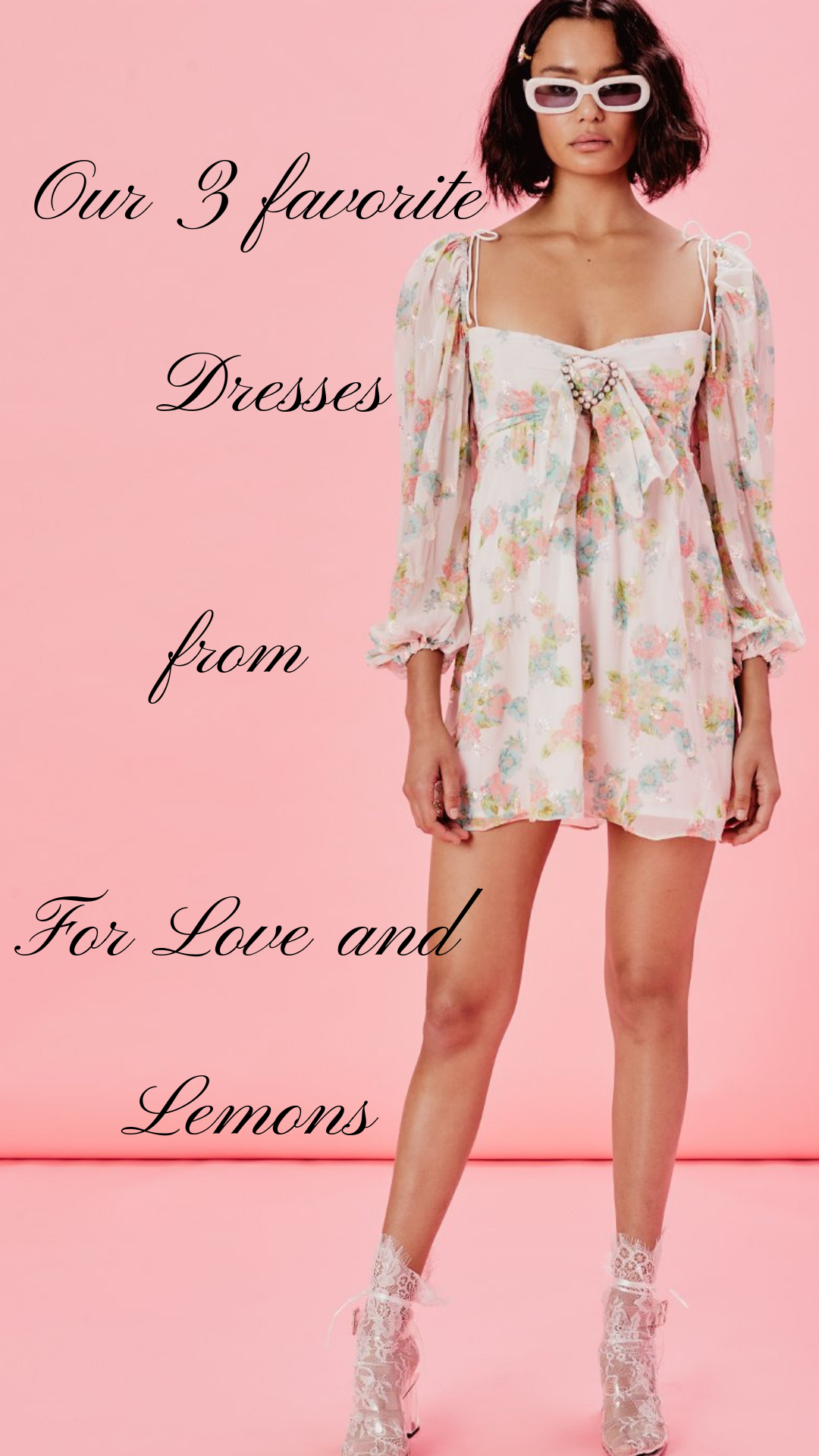 f6480a65 For love and lemons, Embroidered Iridescent Sequin Hearts, Bow with  Removable Pearl Heart Buckle at Front, Elastic Back Straps, Drawstring at  Back Waist, ...