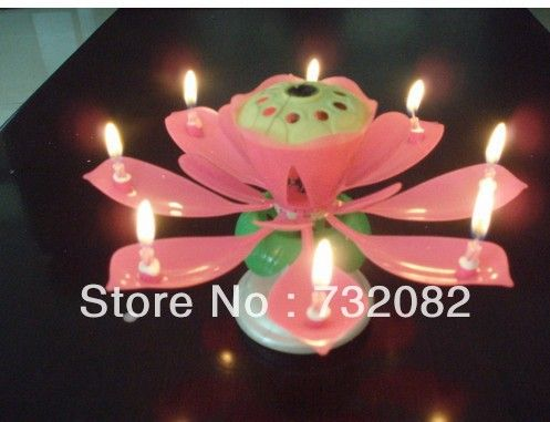 lotus flower candles where to purchase lotus Flower Birthday