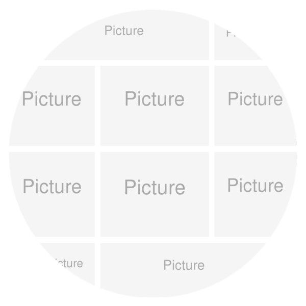 Another Circle Template Polyvore templates Pinterest Template - circle template