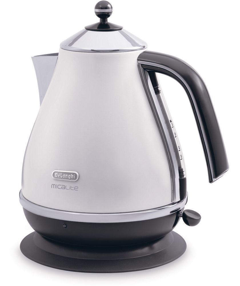 5l accents range only electricals co uk small kitchen appliances - De Longhi S Stylish Kettles Not Only Dress Up Your Kitchen But They Are An Efficient Way To Have Hot Water For Tea Soup Much More At Any Time You Want