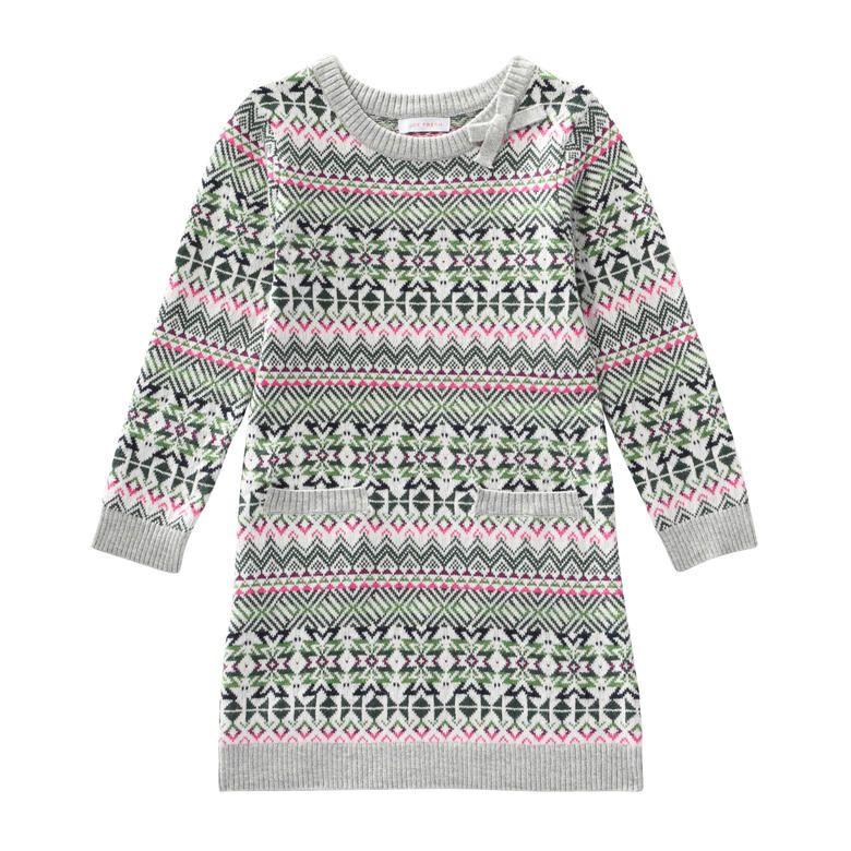 Toddler Girls' Fair Isle Dress | Fair isles and Toddler girls