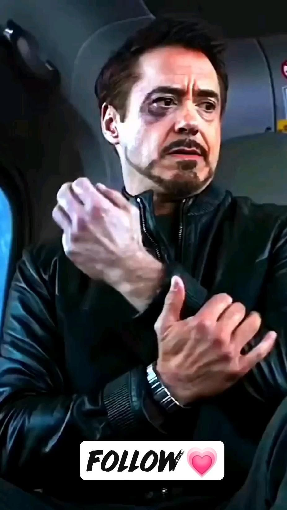 Iron Man Avengers whatsapp status fps videos😍