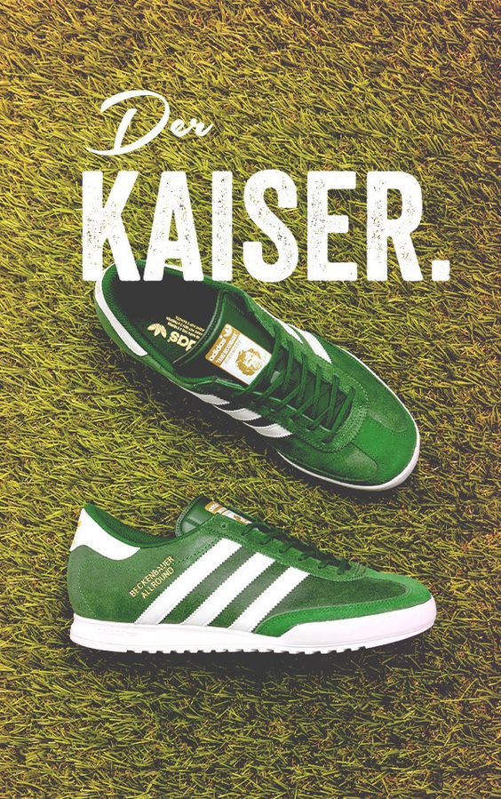 adidas originals mens beckenbauer all round trainers vintage nz