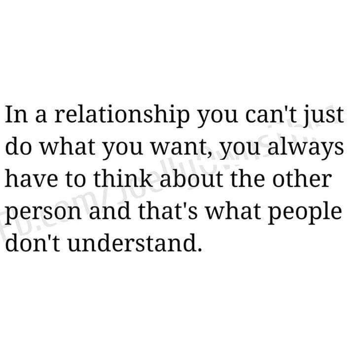 Don T Be Selfish Think Of Your Partner Quote Inspirational Relationship Quotes Partner Quotes Understanding Quotes