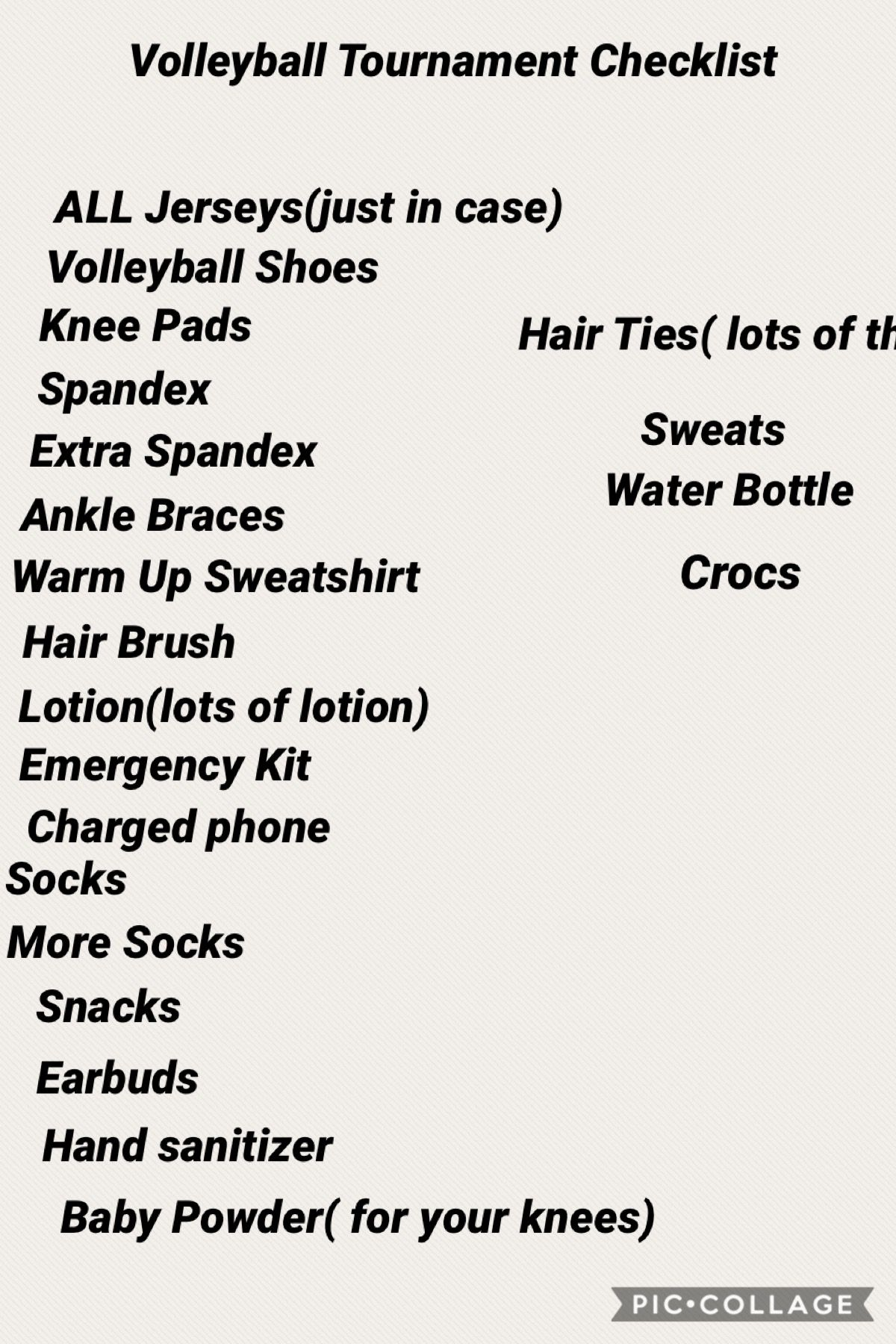 Volleyball Checklist Volleyball Tournaments Volleyball Practice Volleyball Setter