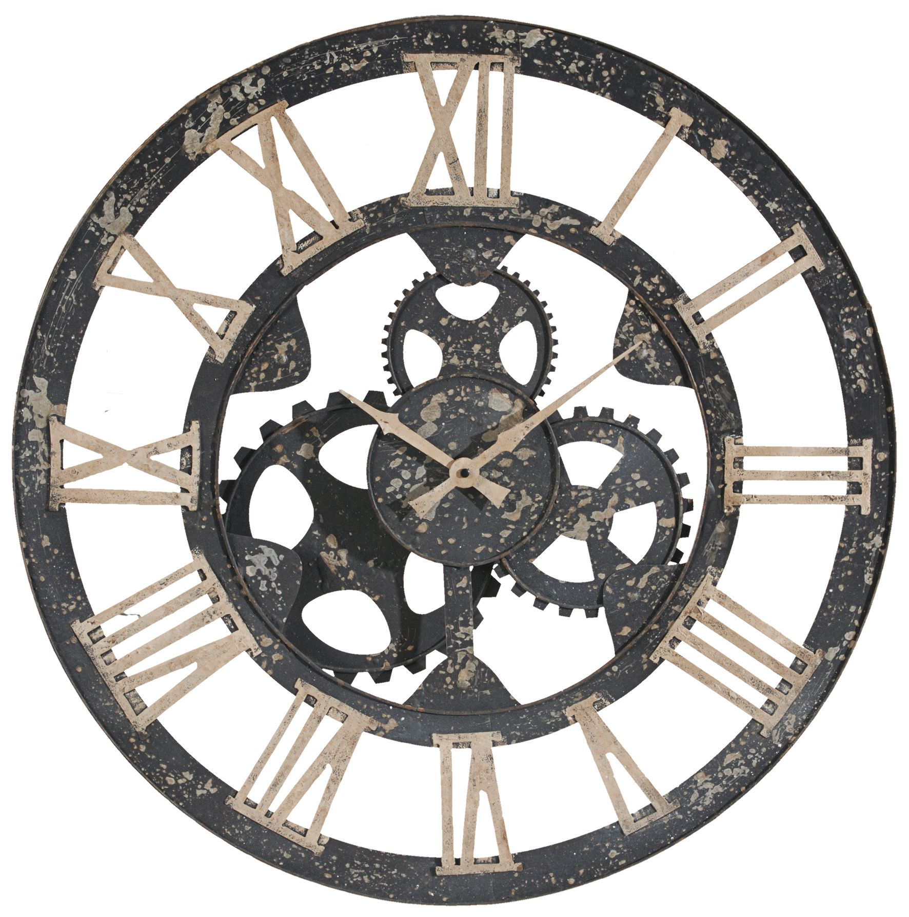 Clock Wall Clock Industrial Home Decor Our Products
