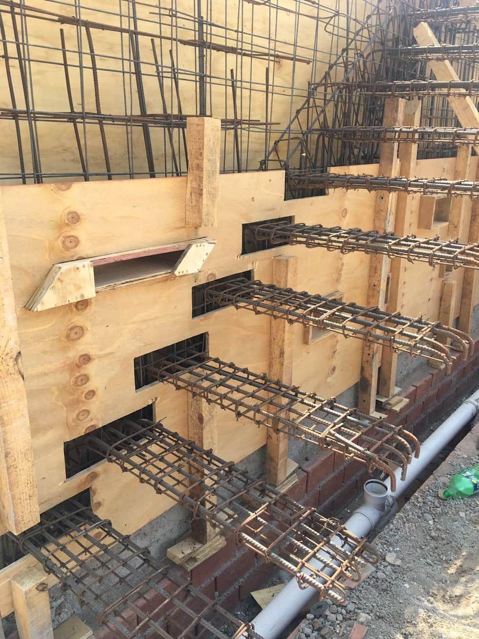 Resultado de imagem para escaleras de hormigon staircase for Escalera de hormigon con descanso