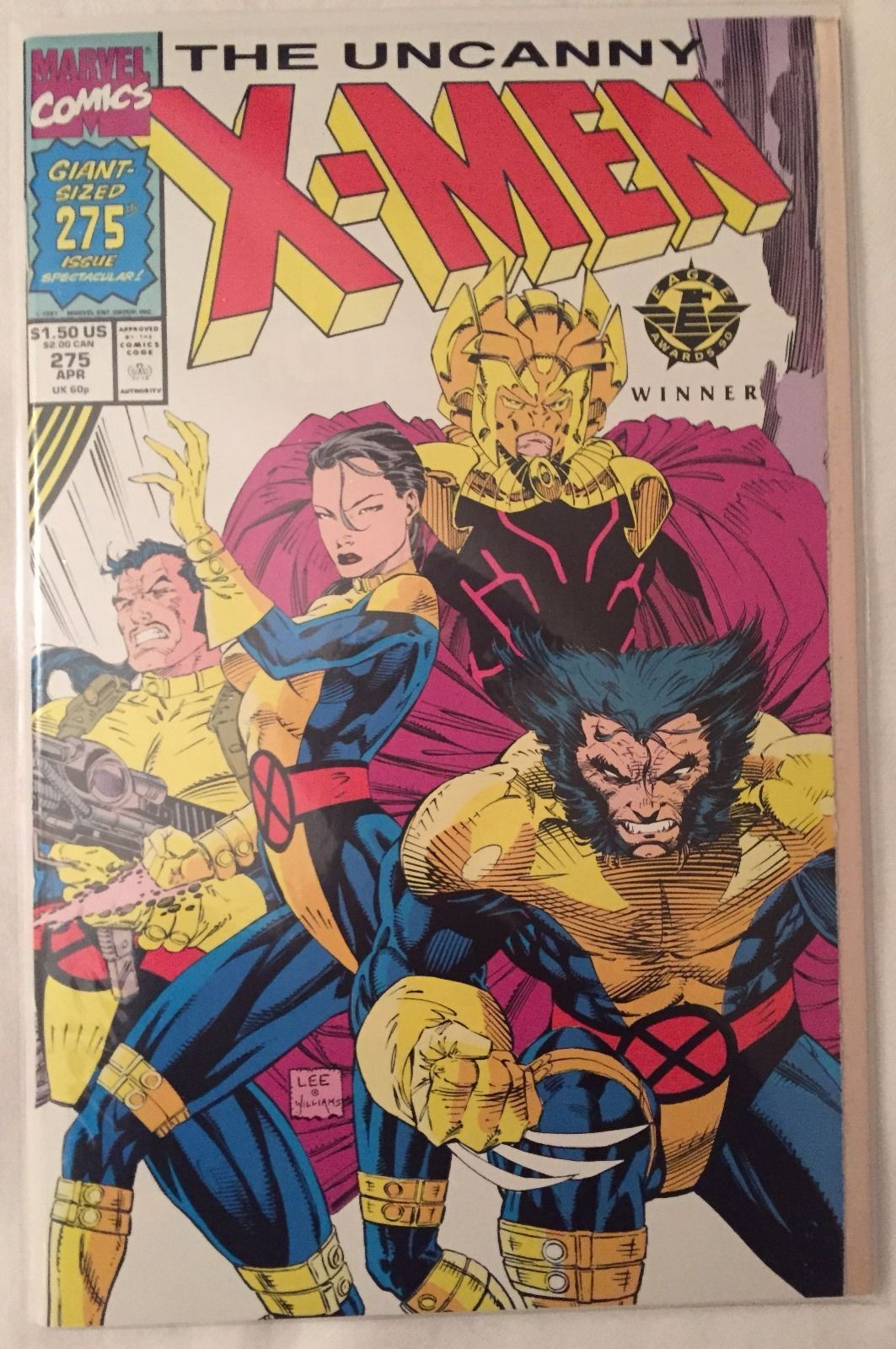Giant Sized Issue NEW Uncanny X-Men #275