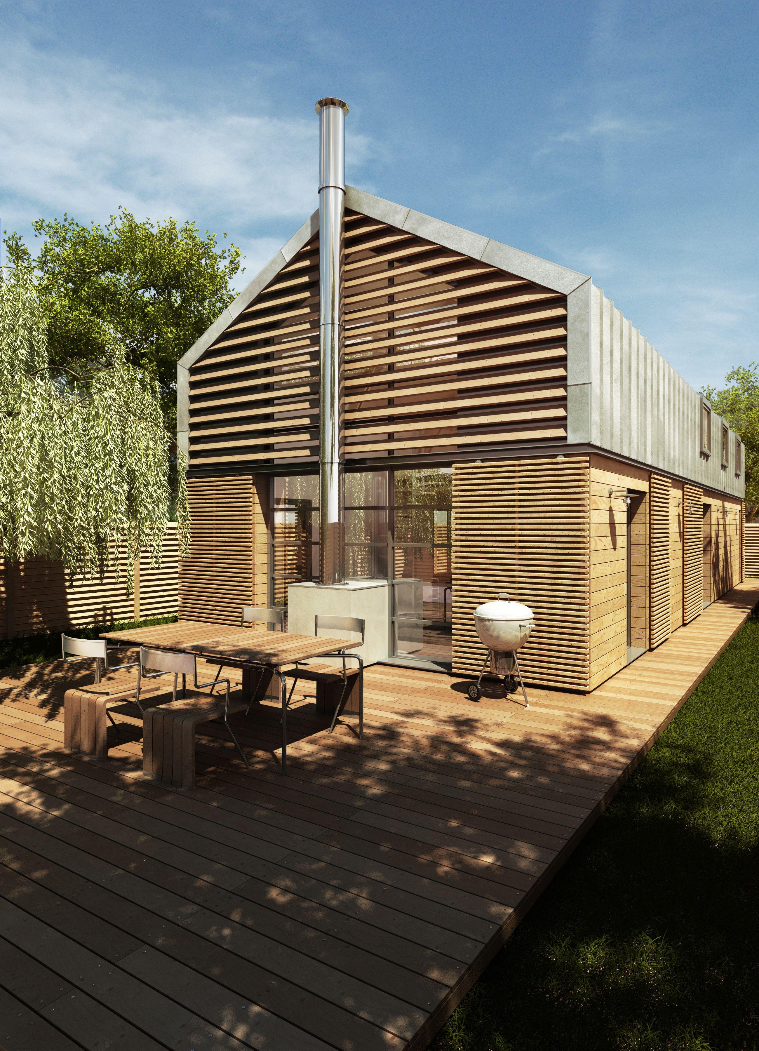 Maison En Bois Normandie loftéco (r) patrick-e. coppin architecte | maison bois