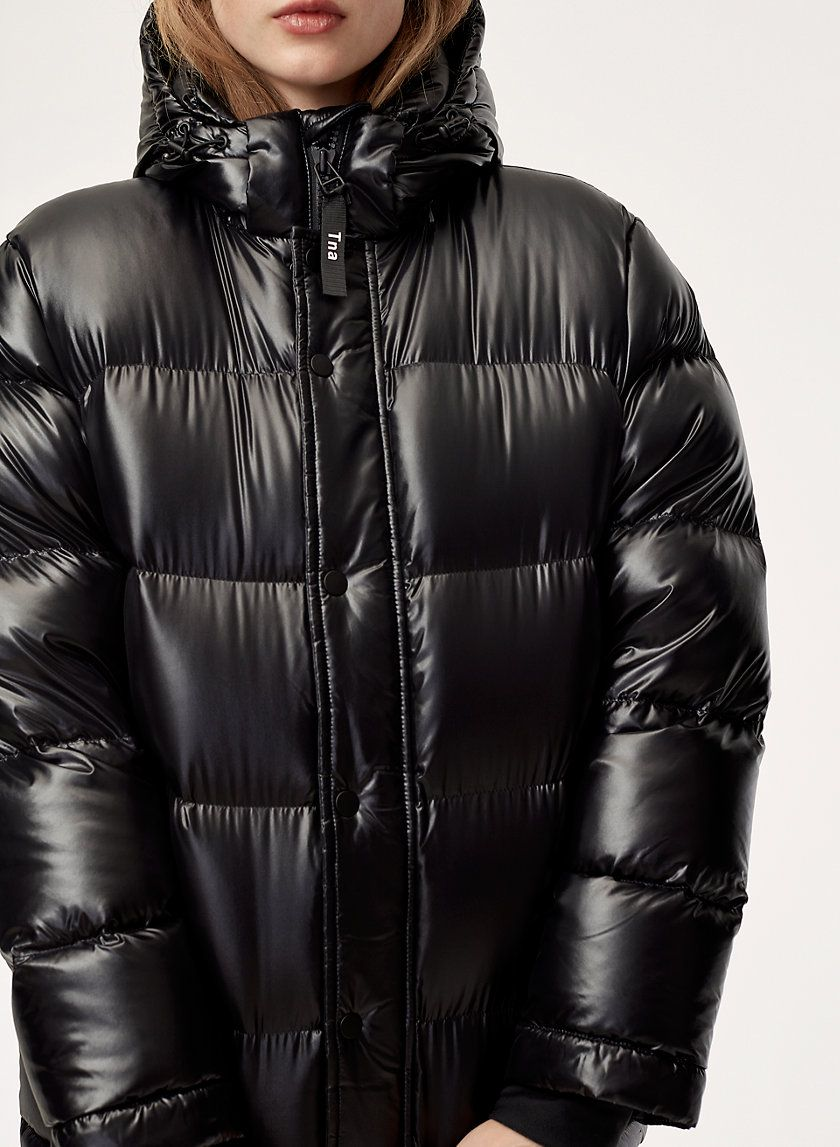 The Super Puff Water Repellent Fabric Puffy Jacket Puffer Jackets [ 1147 x 840 Pixel ]
