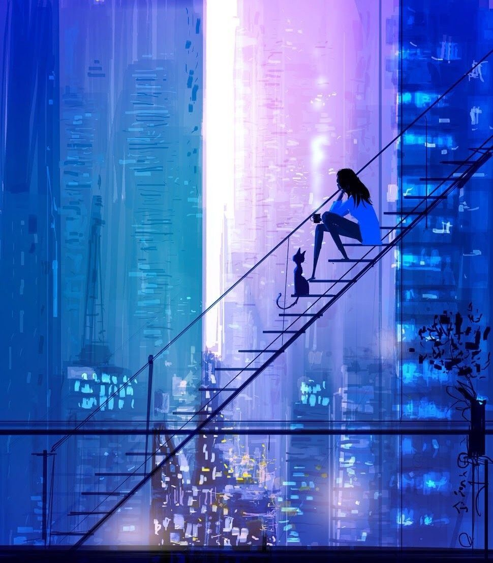 Pascal Campion - the View