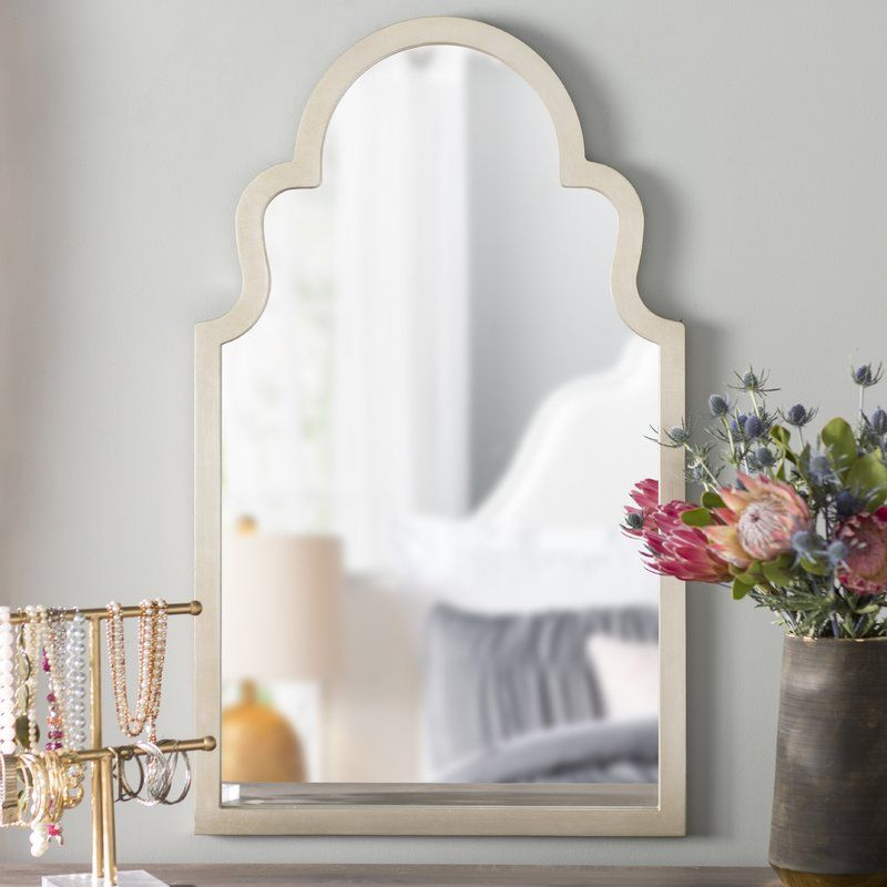 arch top vertical wall mirror mirror wall silver wall on ideas for decorating entryway contemporary wall mirrors id=71991