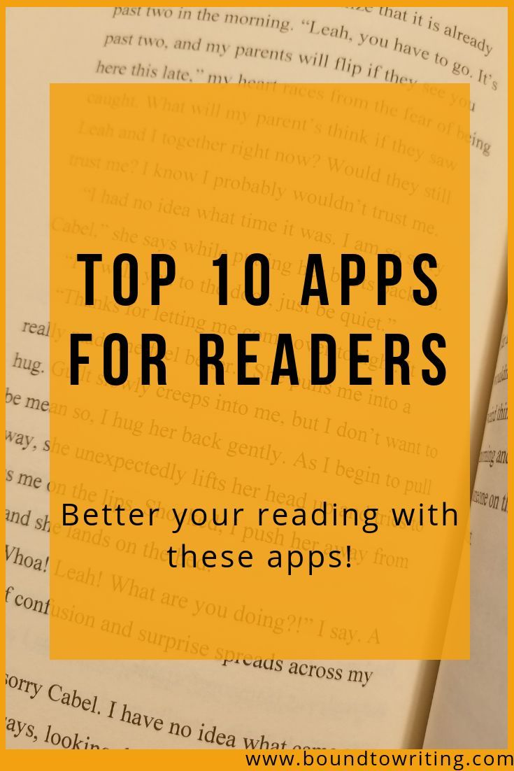 Top 10 Reading Apps for OnTheGo Reading Writing