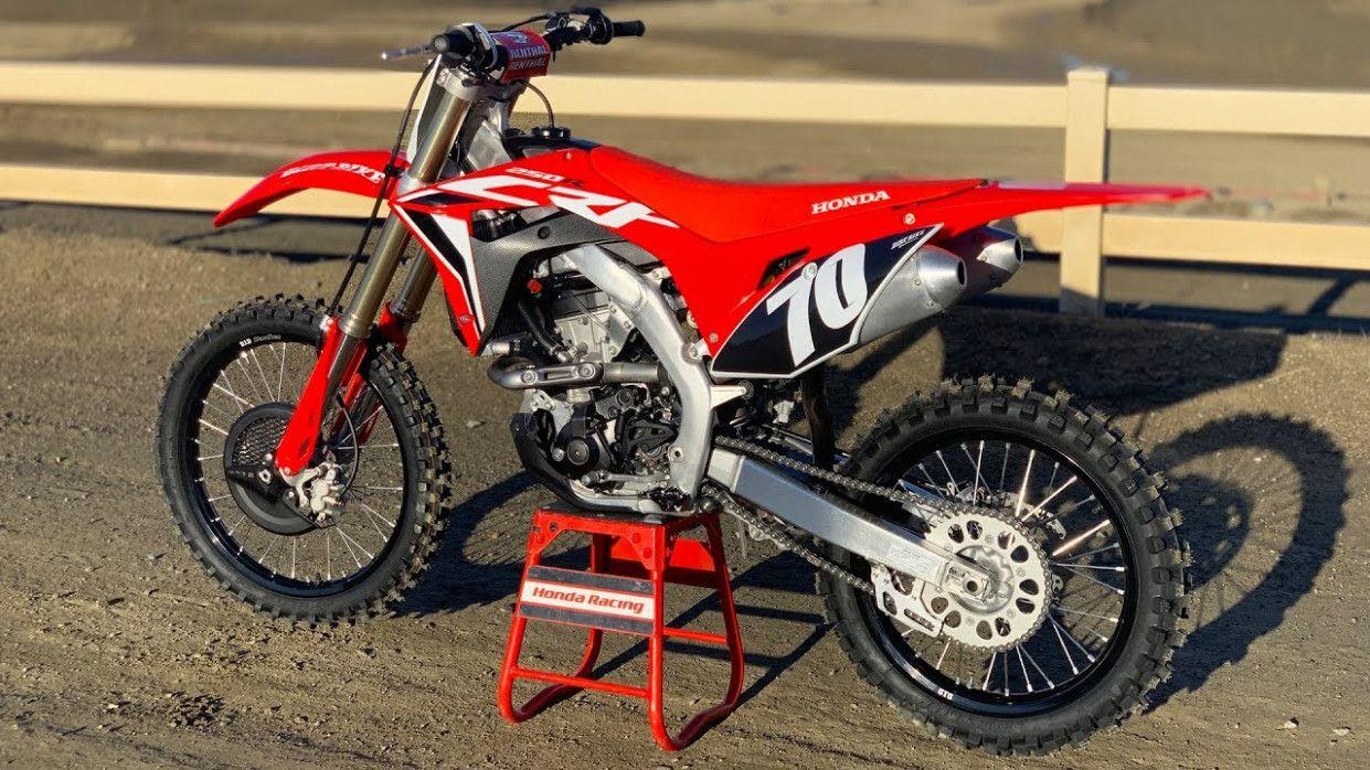 6 Image 2020 Honda Dirt Bikes In 2020 Honda Dirt Bike Dirt Bike Magazine Motocross