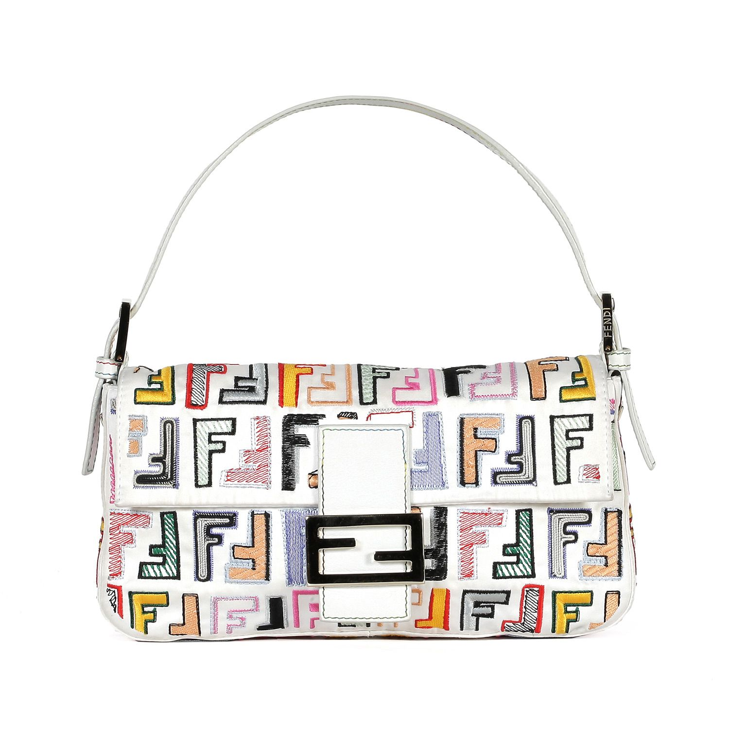 Baguettewall   Fendi Baguette Official Website   sac à brodé in 2018 ... 70bbfda004f