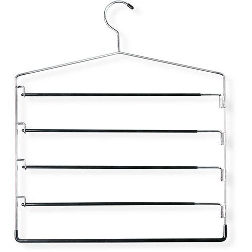 Home Pants Rack Storage Solutions Closet Hanger