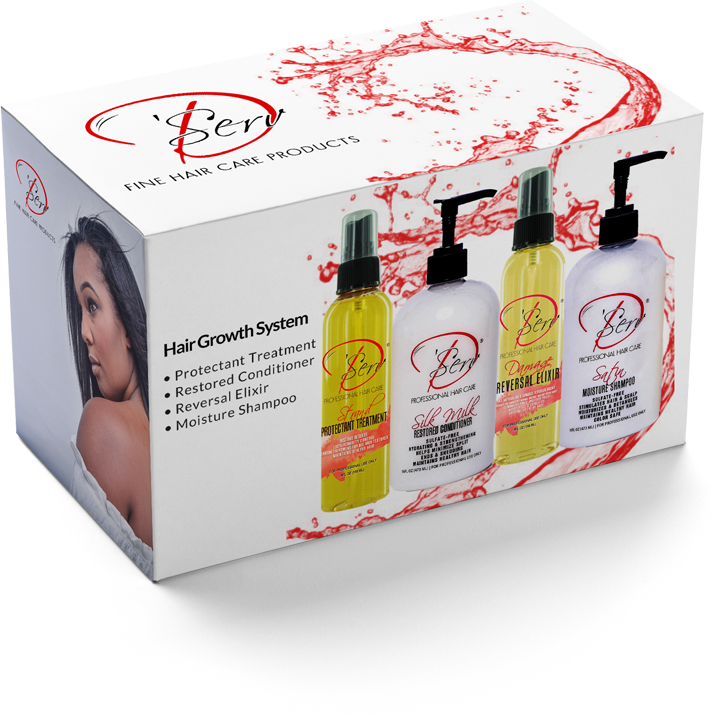 D 39 Serv Professional Hair Care Products Healthy Hair Growth System Hair Growth System Hair Growth Fine Hair Care