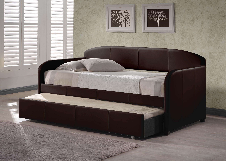 Diy Inspiration Daybeds: Storage Furniture Inspiration With Diy Trundle Bed Kids