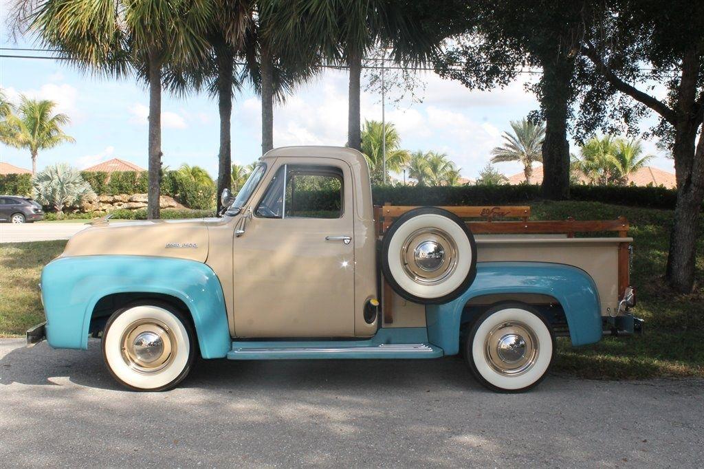 1954 Ford F100 39,950 Bonita Springs, FL · 2,259 mi