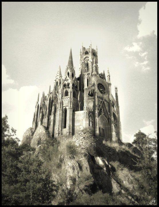 Gothic Landscapes & Architecture