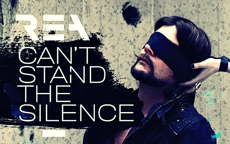 Cant's stand the silence. (Rea Garvey)