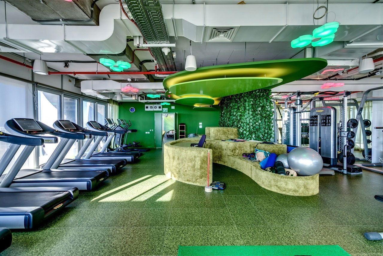 fantastic google office. fantastic office gym design ideas with cool decoration u2013 google c